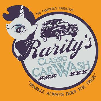 Rarity's Classic Car Wash