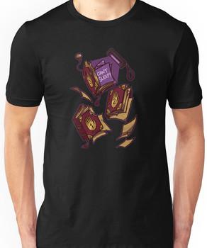 3, 2, 1, Trust No One! Unisex T-Shirt