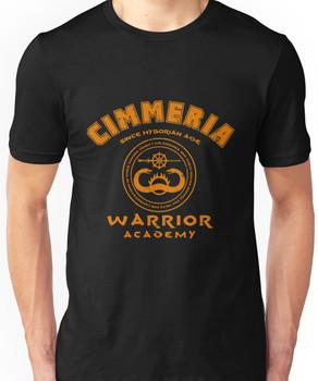 Warrior academy Unisex T-Shirt