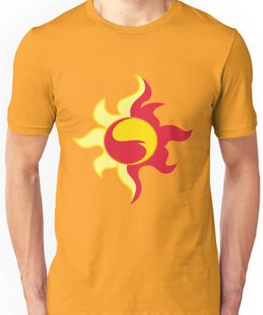 My little Pony - Sunset Shimmer Cutie Mark Unisex T-Shirt