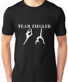 Team Ziegler (In White) Unisex T-Shirt