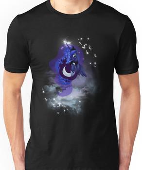 Lunar Goddess of the Night Unisex T-Shirt