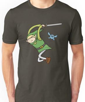 Zelda Time Unisex T-Shirt