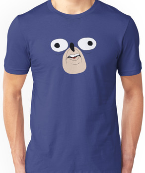Sonic The Hedgehog: Derp Face Unisex T-Shirt