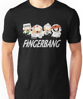 South Park Fingerbang Unisex T-Shirt