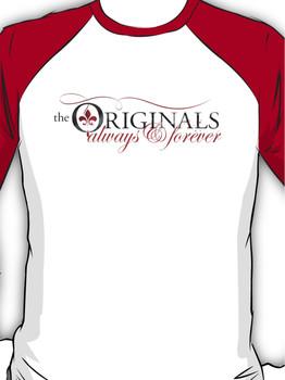 """Always and Forever"" baseball tee Baseball  Sleeve"