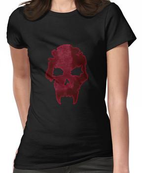 Skull: Vampire: The Requiem Women's T-Shirt