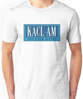 KACL AM - Frasier Crane, 780, Seattle Unisex T-Shirt