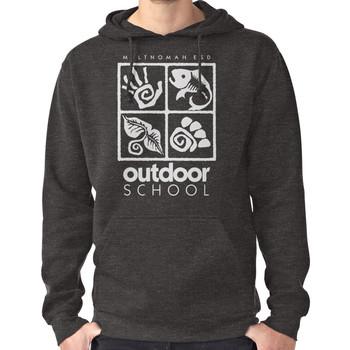 Outdoor School Logo (scw) Hoodie (Pullover)