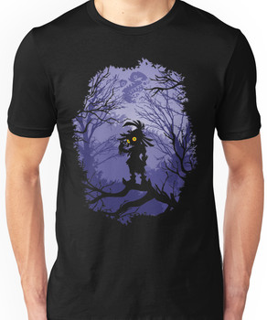 Zelda Majora's Mask Skullkid  Unisex T-Shirt