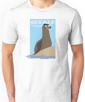 Finding Dory - Gerald  Unisex T-Shirt