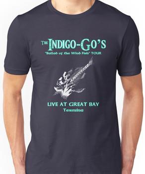 The Indigo-Go's Tour!! (Zelda: Majora's Mask) Unisex T-Shirt