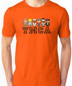 YMCA - VILLAGE PEOPLE Unisex T-Shirt