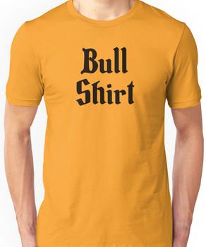 Bull Shirt - Lenny, The Simpsons, '70s Unisex T-Shirt
