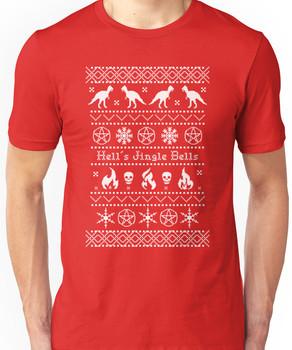 Hell's Jingle Bells Unisex T-Shirt