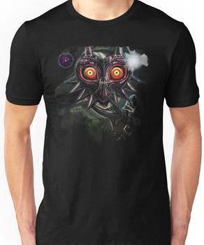 Legend of Zelda Majora's Mask Dark Link Unisex T-Shirt