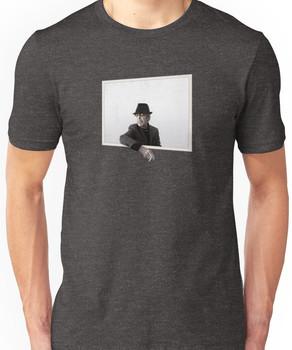 Leonard Cohen You Want It Darker Merchandise Unisex T-Shirt