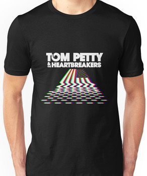TOM PETTY HALIM 5 Unisex T-Shirt