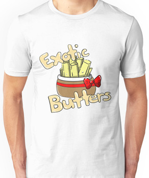 Exotic Butters (Five Nights at Freddy's SL) Unisex T-Shirt