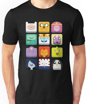 Adventure time! Unisex T-Shirt