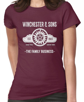 Winchester And Sons - Hell Version Women's T-Shirt