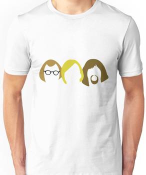 Yum Yum retro 80s three  Unisex T-Shirt