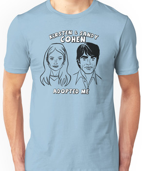 THE O.C. Sandy & Kirsten Cohen Unisex T-Shirt