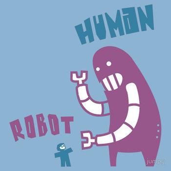 Robot v Human