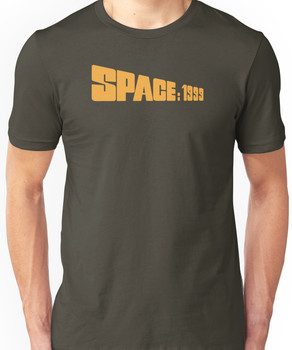 Space 1999 logo Unisex T-Shirt