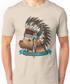 Pitting Bull Unisex T-Shirt