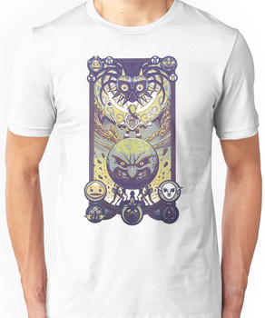 zelda majora's mask Unisex T-Shirt