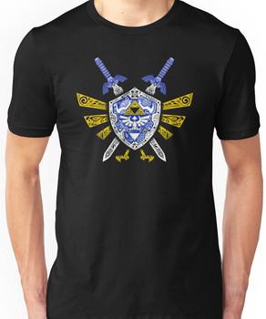 Heroes Legend - Zelda Unisex T-Shirt