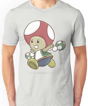 Toad - Mario Bros Unisex T-Shirt