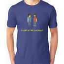 Flight of the Simpsons Unisex T-Shirt