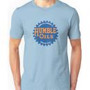 Humble Oil Gas Station Unisex T-Shirt