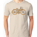 Steam Punk Cycling Unisex T-Shirt