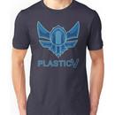 Plastic V text - Rank League of Legends Unisex T-Shirt