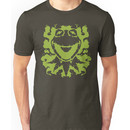 It's Not Easy Being Inked (green) Unisex T-Shirt