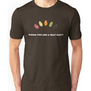 Would You Like a Jelly Baby? Unisex T-Shirt