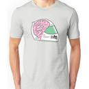 BTG On The Brain! (WHITE) Unisex T-Shirt