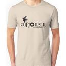 Curiouser & Curiouser Alice in Wonderland Shirt Unisex T-Shirt