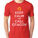 Keep Calm and Call Otacon Unisex T-Shirt