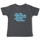 'she's the stroller that did the kessel run...' Kids Clothes
