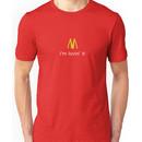 I'm Lovin' It - McDonalds Unisex T-Shirt