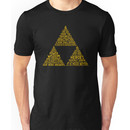 Legend of Zelda Typography Unisex T-Shirt