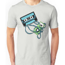 The Comeback / Retro Music Cassette Vs iPod Unisex T-Shirt