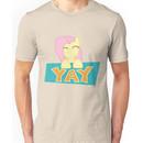 Flutter Yay Unisex T-Shirt