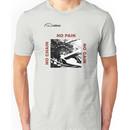 Cycling T Shirt - No Chain - No Pain - No Gain Unisex T-Shirt