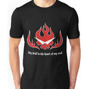 Gurren Lagann - My Drill Is The Heart Of My Soul Unisex T-Shirt