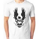 UNSC LOGO HALO 4 - CLEAN LOGO IN BLACK Unisex T-Shirt